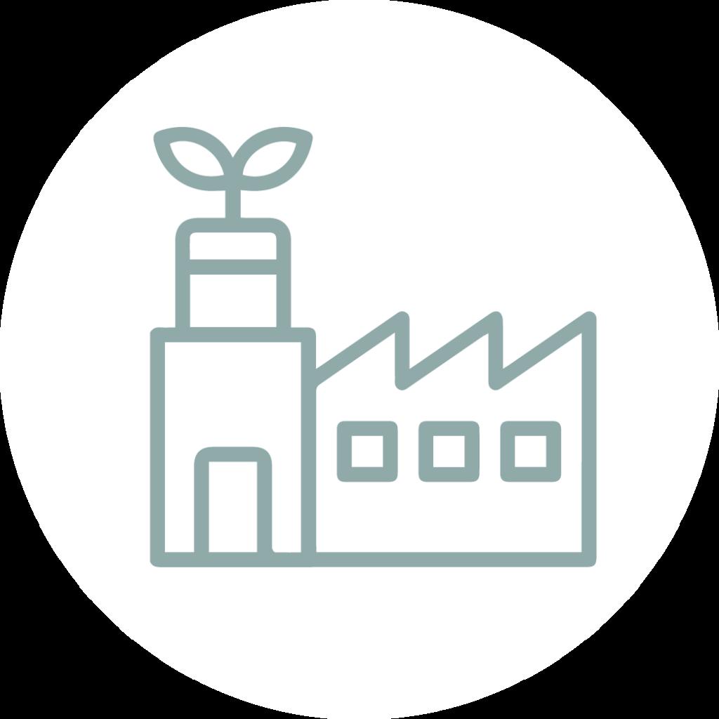 Icon regeneratives Wirtschaften