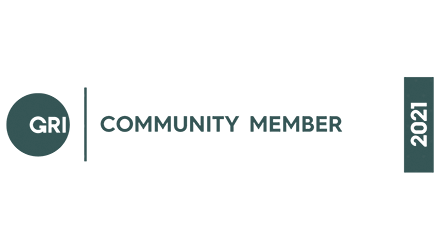 Logo GRI Community Member 2021