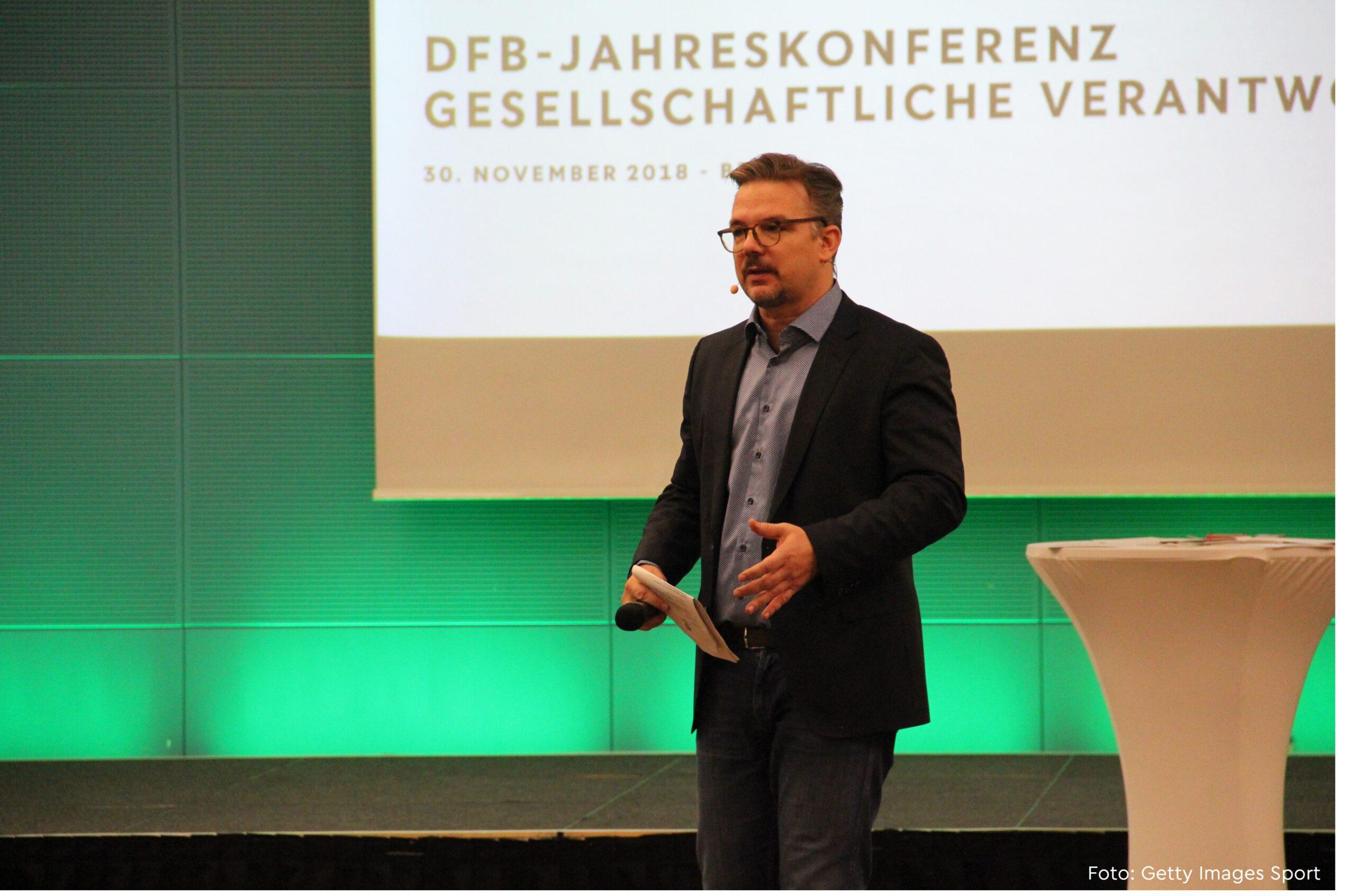 DFB Jahreskonferenz Gesellschaftliche Verantwortung